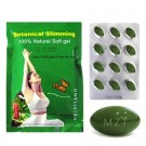 500 Packs Meizitang Botanical Slimming Natureza Gel macio